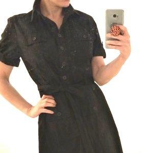 Mile Gabrielle size medium button down dress